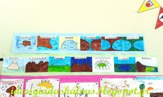 Ιδέες για δασκάλους: Γεωγραφικοί όροι (Μελέτη Γ' Δημοτικού)