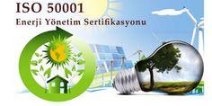 ISO 50001 Enerji Yönetim Sistemi Belgesi