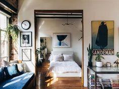 Studio apartment in New York