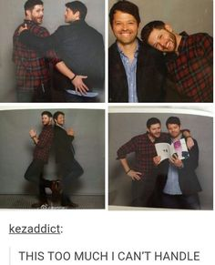 Look at misha in the top right one