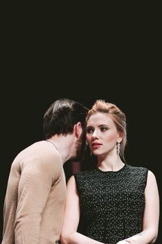 Chris and Scarlett and all their secrets