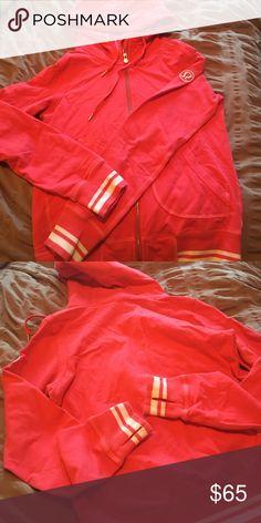Lululemon Jacket Pink zip up Lululemon jacket lululemon athletica Sweaters