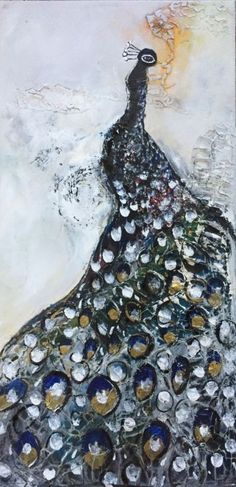 Buy Peacock IV, Mixed Media painting by Kumi Rajagopal on Artfinder. Discover thousands of other original paintings, prints, sculptures and photography from independent artists.