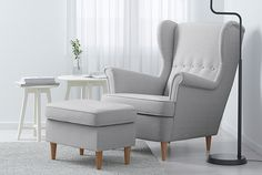 IKEA Fåtölj Strandmon