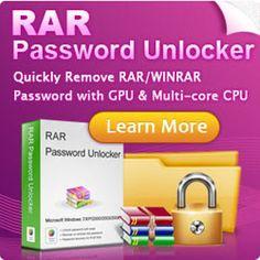 RAR Password Unlocker 5.0.0.0 Final + Crack Full İndir