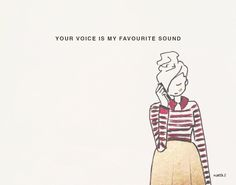 Your voice... By Marta Scupelli • www.stripe-me.com English Words, Your Voice, Beautiful Love, Inspire, Live, Memes, Board, Inspiration, Design