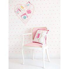 Buy Harlequin Love Hearts Wallpaper, 70500 Online at johnlewis.com