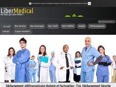 """La société """"Liber médical"""" s'occupe des tâches administratives des métiers libéraux comme les infirmiers libéraux."""