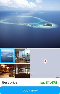 Constance Halaveli (Ari Atoll, Maldives) – Book this hotel at the cheapest price on sefibo.