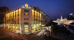 泊ってみたいホテル・HOTEL|ベトナム>ホーチミン>オペラハウスまで徒歩10分以内>レックス ホテル(Rex Hotel)