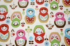 Russian dolls for girls quilt.