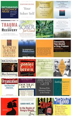 Top 25 Books On Drug and Alcohol Addiction