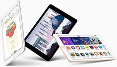 Maart 2017 - Apple kondigde een nieuwe iPad aan, maar de gehele line-up is door Apple onder handen genomen. Welke iPad-modellen kun je vanaf nu bij Apple bestellen? Wij zetten de configuraties op een rij.
