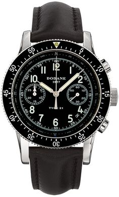Dodane 1857 Type 22 Chronograph with Flyback