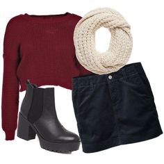 Fall 2015 by irikeyohio on Polyvore featuring Uniqlo, Forever New and fall2015