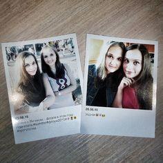 Попробовали распечатать с @parkhomenkoyana любимые совместные фоточки из инстаграмма в @boftomsk  #boft #boftomsk #мегаомск by oliklysogor