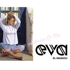 Nuevo punto de venta! Aterrizamos en Eva El Masnou, una preciosa tienda donde ya puedes encontrar todos nuestros diseños #SS15   Te contamos más sobre esta boutique en el post de hoy>> http://www.orelse.es/blog/new-boutique-eva-masnou/