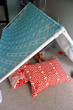 little bit funky's indoor tent tute