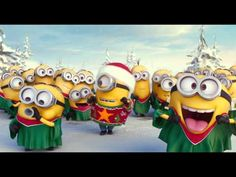 Les Minions - Joyeux Noël [Au cinéma le 8 juillet 2015] - YouTube