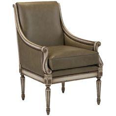 John Richard V53 Aiden Lounge Chair