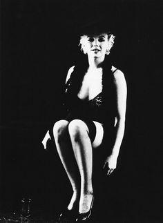 Marilyn Monroe | The Black Sitting #2