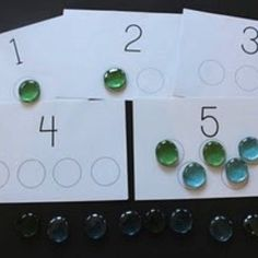 Fun idea to teach your toddler counting/numbers