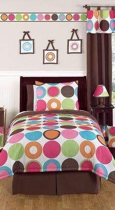 Colorful Deco Dots