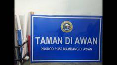 ROAD SIGNAGE  : JOHOR, KOTA TINGGI,  Signs Shop, Signboard Company, Sign...