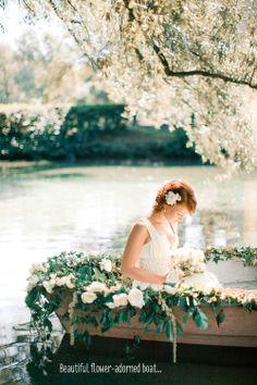 Anastasiya Belik Love Boat Magnolia Rouge