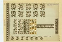 Hungarian Embroidery, Folk Embroidery, Learn Embroidery, Embroidery Patterns, Stitch Patterns, Modern Embroidery, How To Train Your, Learn To Draw, Decorative Items