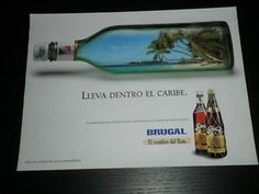 Image result for brugal rum advertising Brugal Rum, Advertising, Image