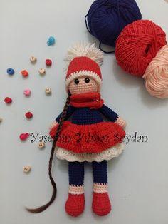 Leithygurumi: Amigurumi Emma Doll English Pattern