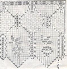 crochet - cortinas - curtains - Raissa Tavares - Picasa Web Albums crochet curtains, crochet cortinas curtains, crochet furnitur, filet crochet