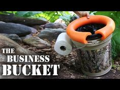 How To Make The Business Bucket - Get it on Amazon:  http://www.amazon.com/dp/B015MQEF2K - http://outdoors.tronnixx.com/uncategorized/how-to-make-the-business-bucket/