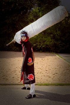 Naruto - Kisame Hoshigaki    Badass cosplay.
