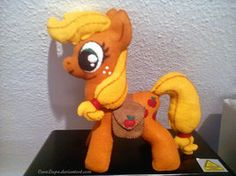 DIY My Little Pony Plushie - FREE Pattern