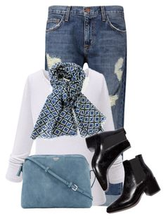 """""""Untitled #20489"""" by nanette-253 ❤ liked on Polyvore featuring Current/Elliott and The Row"""