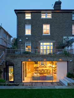 I would like to live here please. House in Wimbledon-Stephen Fletcher Architects-30-1 Kindesign