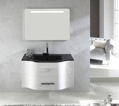 Design Mobel – Lassen Boring Hinter mit Krystal Badschränke von Armobany