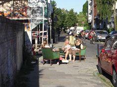 Salon urbain (reconquérir les rues, Nicolas Soulier)