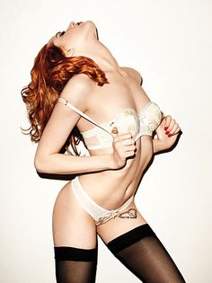 Evan Rachel Wood by Terry Richardson for GQ May 2009