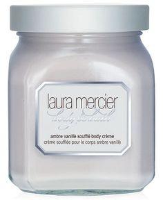 LAURA MERCIER MAKEUP AND SKIN CARE | Laura Mercier Ambre Vanillè Soufflé Body Crème