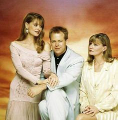 Dominique, Scott & Lucy (#GH) LOVED this storyline!!!! Made Lucy and Scott better people.  Scott for a little while, but always with Laura and Serena and Lucy permanently.