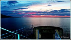 Sunset in Gioiosa Marea ( Messina)