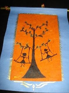 Yet another one on warli! Are you bored of so many posts on Warli?   We have a small group of fun loving girls gang and the team is called ...