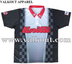 f4473585 Custom Vintage Karting Race Suits Driver Gear Sublimated Crew Shirts |  Valkout Apparel Co. ,