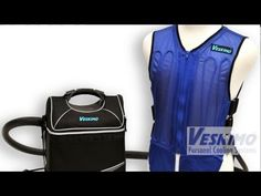Veskimo Personal Cooling System for Motorcycle Riders