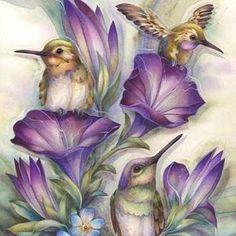 Silk Painting, Painting & Drawing, Painting Flowers, Friendship Art, Watercolor Paintings, Original Paintings, Colorful Paintings, Art Carte, Ouvrages D'art
