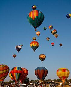 'Reno Hot Air Balloons,' Reno, Nevada | Dale Backlund (Dale Bubba), on Flickr…