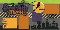 Fright Night Page Kit